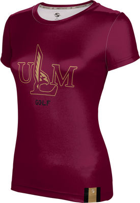Prosphere Girls Sublimated Tee Golf