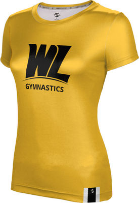 ProSphere Gymnastics Youth Girls Short Sleeve Tee