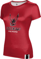 ProSphere Ping Pong Youth Girls Short Sleeve Tee