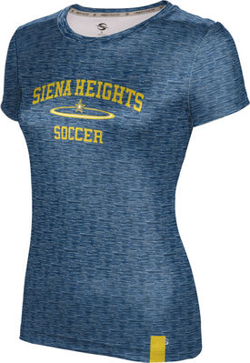 Prosphere Girls Sublimated Tee Soccer