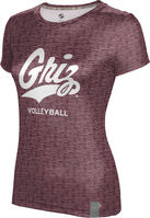 ProSphere Volleyball Youth Girls Short Sleeve Tee