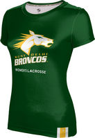 ProSphere Womens Lacrosse Youth Girls Short Sleeve Tee