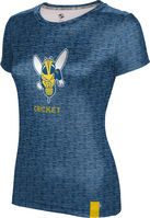 ProSphere Cricket Youth Girls Short Sleeve Tee
