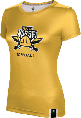 Prosphere Girls Sublimated Tee Baseball