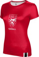 ProSphere Baseball Youth Girls Short Sleeve Tee