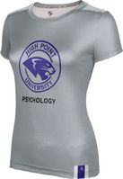 Prosphere Girls Sublimated Tee  Psychology (Online Only)