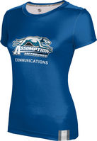 ProSphere Communications Youth Girls Short Sleeve Tee