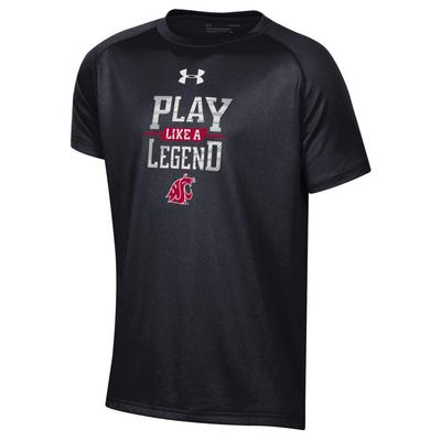 Under Armour Youth Tech T Shirt