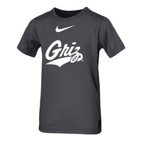 Youth Nike Coach Short Sleeve T Shirt
