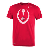 Nike Legend Short Sleeve Football Icon T Shirt