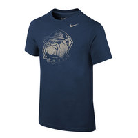 Youth Nike Cotton SS Tee