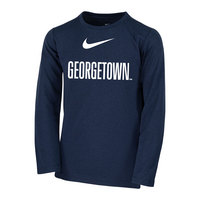 Youth Nike Coach Long Sleeve T Shirt