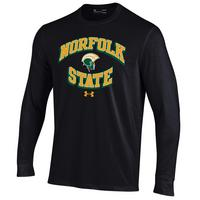 Under Armour Youth Performance Cotton Long Sleeve