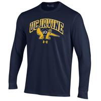 Under Armour Performance Cotton Long Sleeve Tee