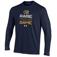 Under Armour Youth Performance Cotton LS Tee