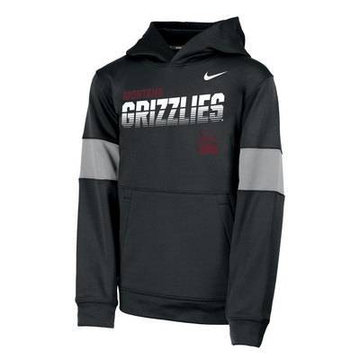 Youth Nike Therma FIT Fleece Pullover Hood