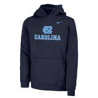 Nike Boys Stadium Club Fleece Pullover Sweatshirt