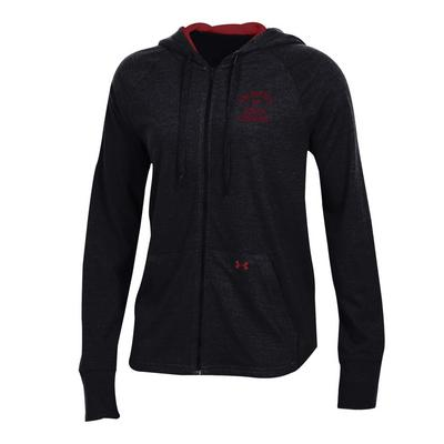 Under Armour Triblend Hooded Full Zip