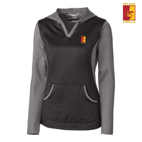 Cutter & Buck Ladies Tackle Hoodie (Online Only)