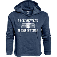 Blue 84 Cassie Crop Fleece Hood