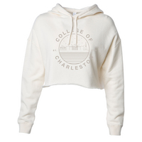 Uscape Apparel Skyline Crop Hoodie