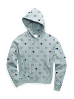 Champion Womens All Over Print Reverse Weave Hood