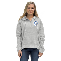 Alta Gracia High Low Quarter Zip Hood
