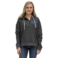 Alta Gracia Eco Fleece High Low Pullover Sweatshirt