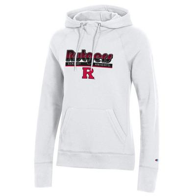 Champion Womens University Hoodie Pullover Sweatshirt