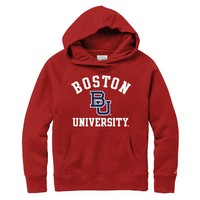 Womens Long Sleeve Academy Hooded Sweatshirt