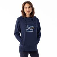 Levelwear Womens Centered Frolic Pullover Hoodie