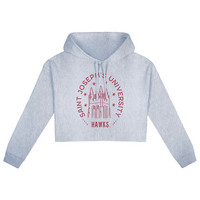 Uscape Womens Cropped Hoodie