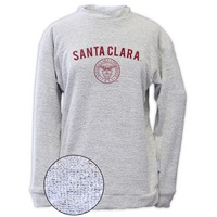 Santa Clara University Woolly Threads Crew