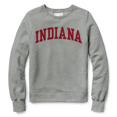 8ab25431a9 Indiana University Bloomington Bookstore - Red Shirt Classic Crew ...
