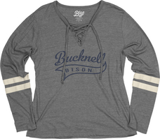 Blue 84 Lydia Lace Up Crew