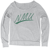 Alta Gracia Open Back Sweatshirt