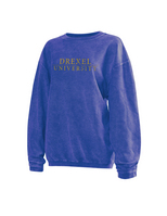 Chicka D Corded Crewneck Sweatshirt