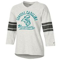 Champion Womens Rochester Football T Shirt