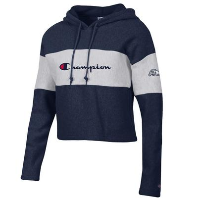 Champion Womens Reverse Weave Crop Hood