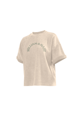 Chicka D Throwback Short Sleeve Corded Crew
