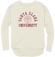 Womens Reserve by Blue 84 Long Sleeve Crew