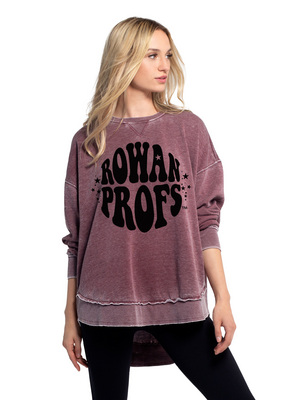 Chicka D Burnout Campus Pullover