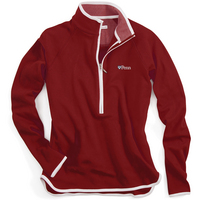 Peter Millar Ladies Half Zip Interlock