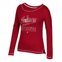 Adidas Womens Imported Long Sleeve Tee