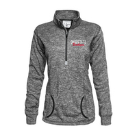 J.America Fleece Quarter Zip