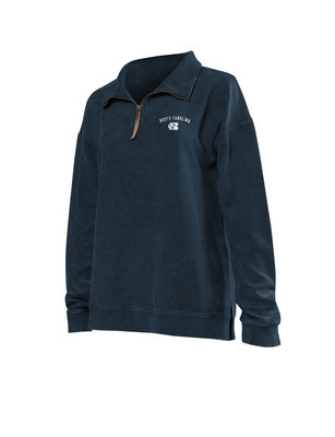 Chicka d CordedQuarter Zip