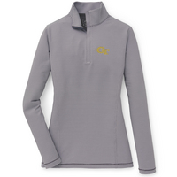Peter Milliar Sophie Stripe Quarter Zip