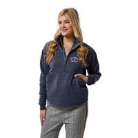 League Womens Victory Springs Zip Pullover