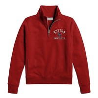 Womens Long Sleeve Academy 14 Zip Sweatshirt
