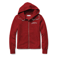 Red Shirt Classic Full Zip Hood